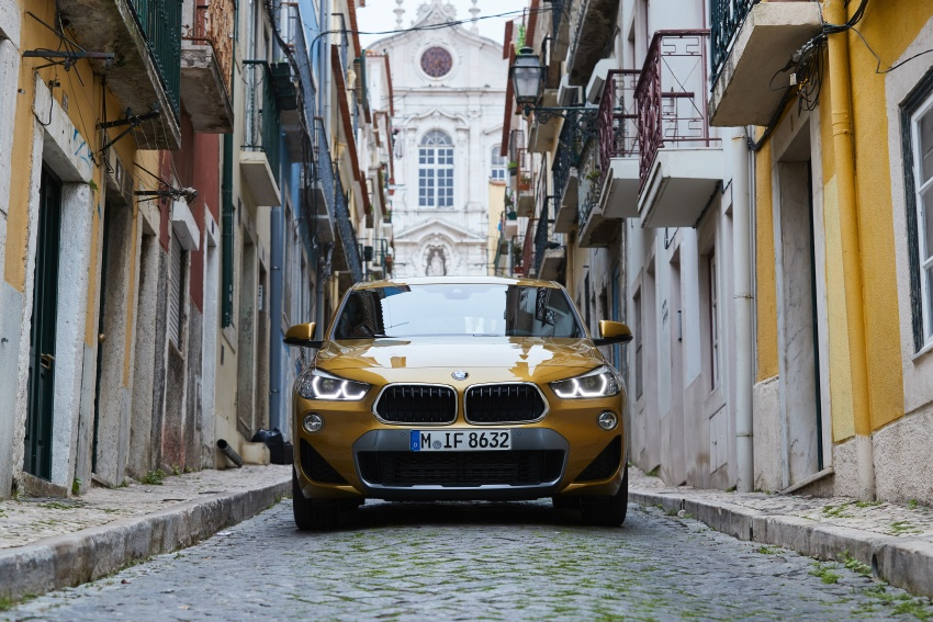 DRIVEN: F39 BMW X2 – substance beneath the looks? Image #775189