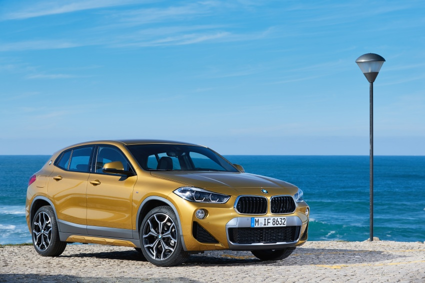 DRIVEN: F39 BMW X2 – substance beneath the looks? Image #775190