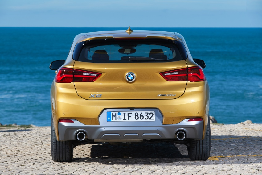 DRIVEN: F39 BMW X2 – substance beneath the looks? Image #775192