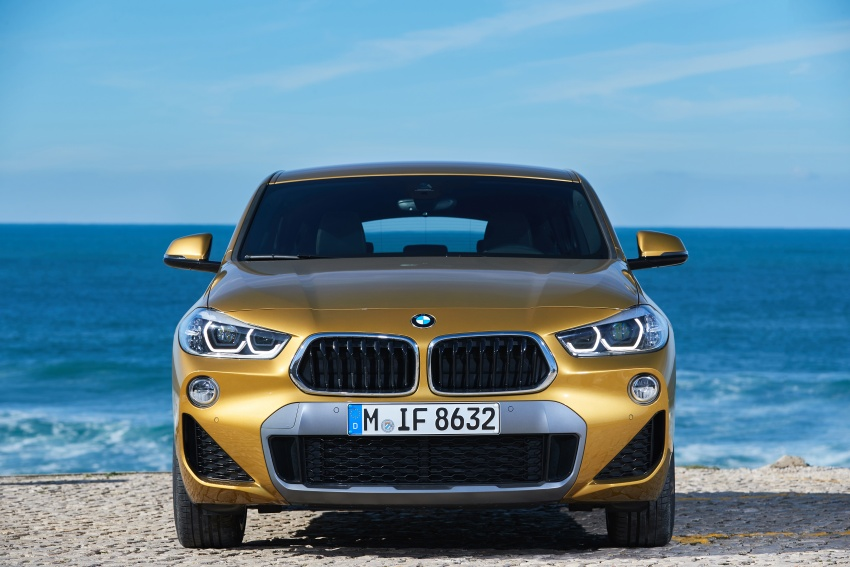 DRIVEN: F39 BMW X2 – substance beneath the looks? Image #775193