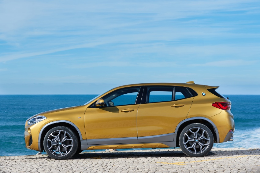 DRIVEN: F39 BMW X2 – substance beneath the looks? Image #775194