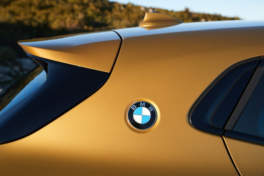 DRIVEN: F39 BMW X2 – substance beneath the looks? Image #775197