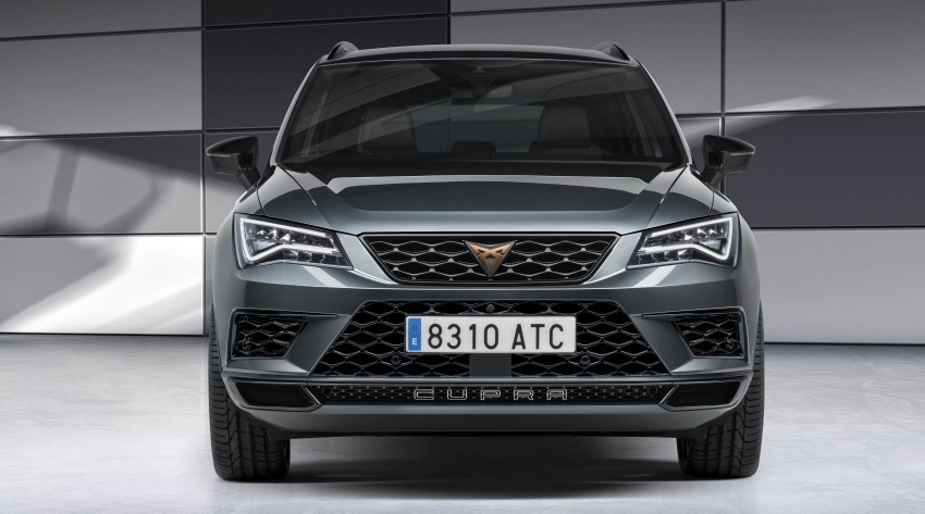 Seat launches new Cupra sub-brand – performance-focused Ateca, two concepts, race car introduced Image #782917