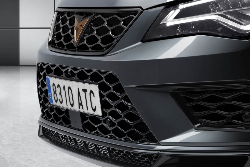 Seat launches new Cupra sub-brand – performance-focused Ateca, two concepts, race car introduced Image #782922
