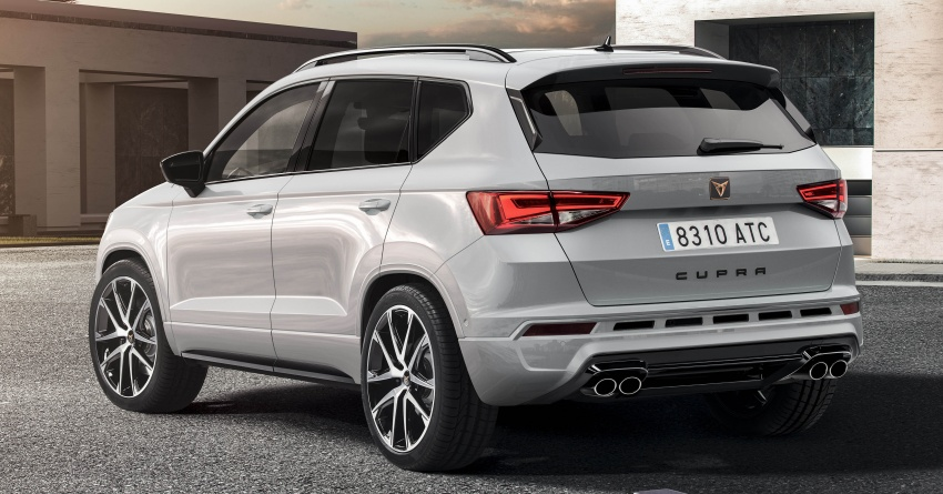 Seat launches new Cupra sub-brand – performance-focused Ateca, two concepts, race car introduced Image #782920