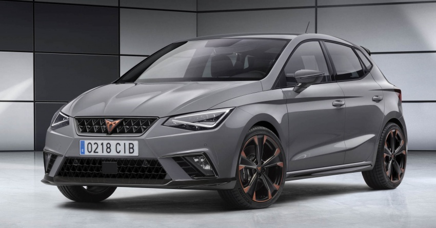 Seat launches new Cupra sub-brand – performance-focused Ateca, two concepts, race car introduced Image #782923