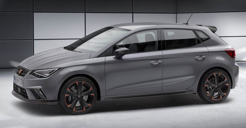 Seat launches new Cupra sub-brand – performance-focused Ateca, two concepts, race car introduced Image #782924