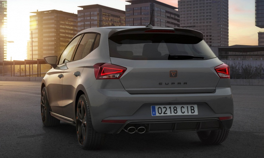 Seat launches new Cupra sub-brand – performance-focused Ateca, two concepts, race car introduced Image #782925