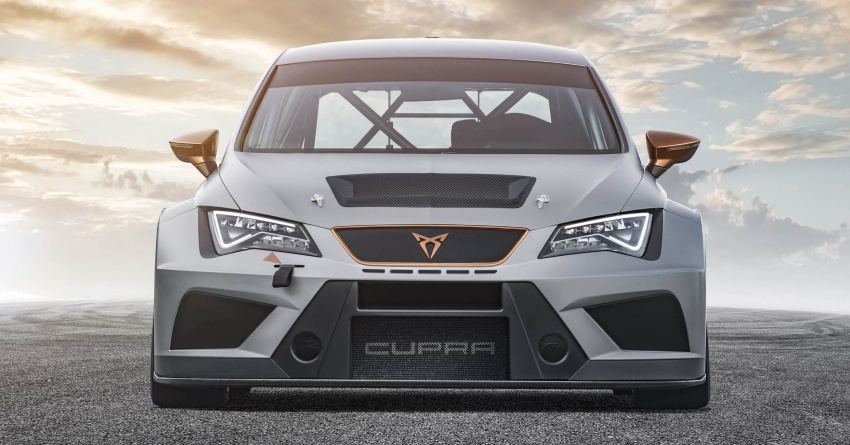 Seat launches new Cupra sub-brand – performance-focused Ateca, two concepts, race car introduced Image #782927