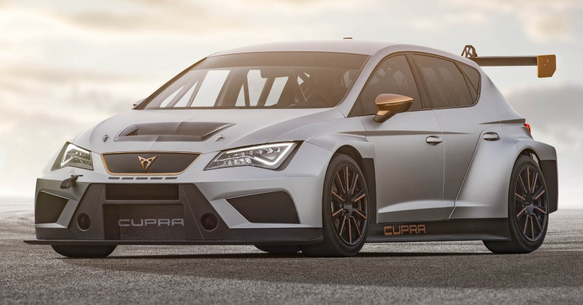 Seat launches new Cupra sub-brand – performance-focused Ateca, two concepts, race car introduced Image #782928