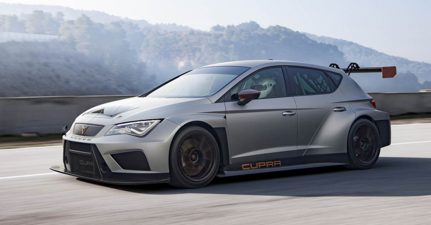 Seat launches new Cupra sub-brand – performance-focused Ateca, two concepts, race car introduced Image #782929