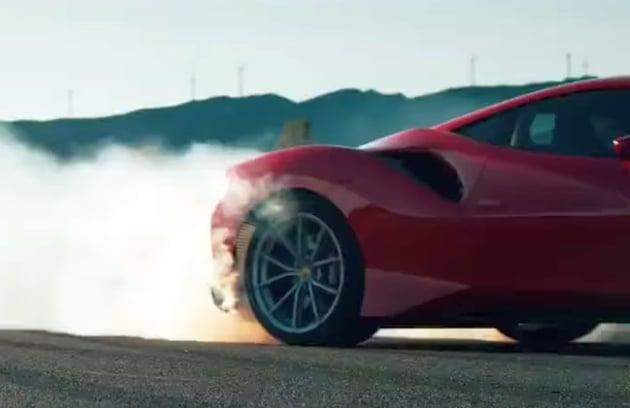 Ferrari 488 GTO teased ahead of its Geneva debut Image #779041