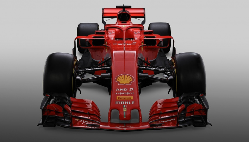 Ferrari SF71H – 2018 F1 contender officially revealed Image #782607