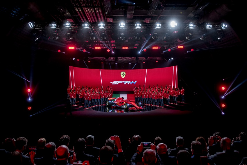 Ferrari SF71H – 2018 F1 contender officially revealed Image #782616