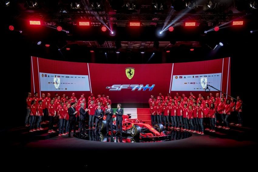 Ferrari SF71H – 2018 F1 contender officially revealed Image #782617