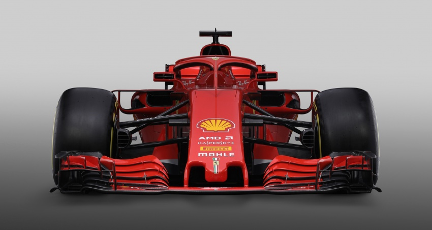 Ferrari SF71H – 2018 F1 contender officially revealed Image #782608