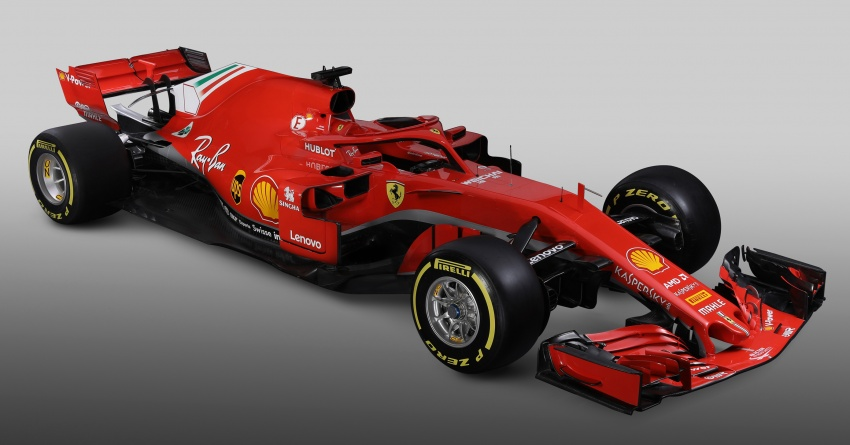 Ferrari SF71H – 2018 F1 contender officially revealed Image #782610