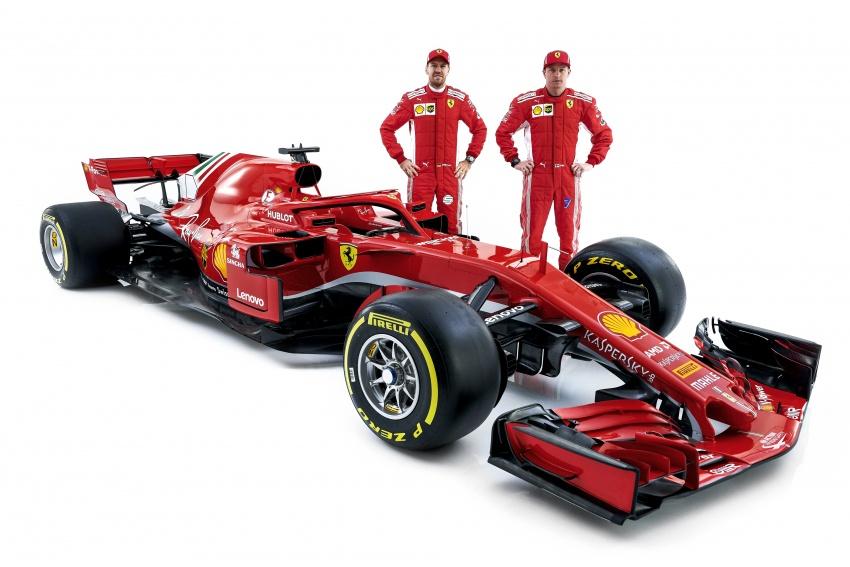 Ferrari SF71H – 2018 F1 contender officially revealed Image #782611