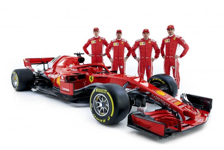 Ferrari SF71H – 2018 F1 contender officially revealed Image #782612