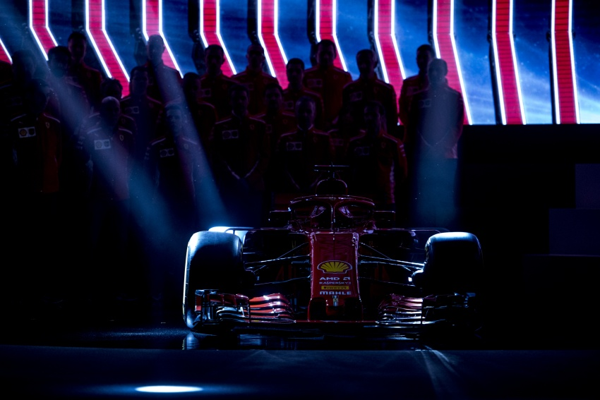 Ferrari SF71H – 2018 F1 contender officially revealed Image #782613