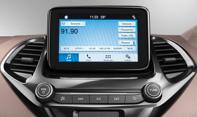 Ford Freestyle – crossover berasaskan Figo di India Image #773629