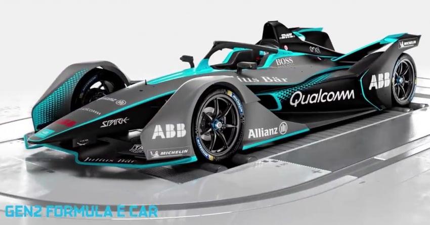 Formula E – second-generation car revealed ahead of Geneva Motor Show, race debut in 2018/19 season Image #773665