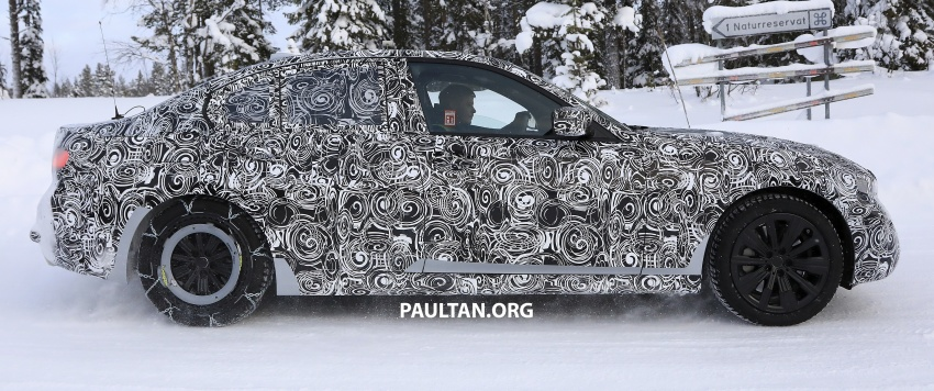 SPIED: G20 BMW 3 Series drops yet more camouflage Image #775263