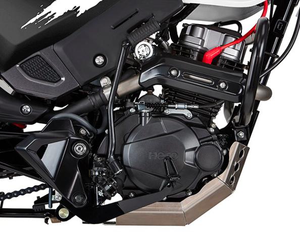 Hero XPulse – motosikal jelajah 200 cc pertama India Image #777090