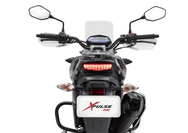 Hero XPulse – motosikal jelajah 200 cc pertama India Image #777086