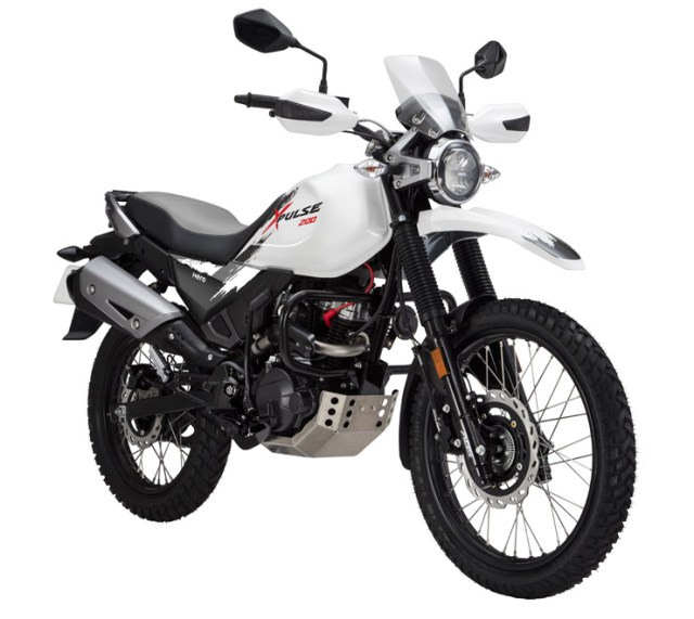 Hero XPulse – motosikal jelajah 200 cc pertama India Image #777091
