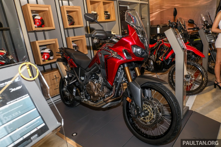 2018 Honda Africa Twin at RM80k, X-ADV below RM70k, CB1000R at RM90k – in Malaysia soon Image #775289