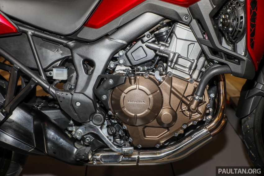 2018 Honda Africa Twin at RM80k, X-ADV below RM70k, CB1000R at RM90k – in Malaysia soon Image #775302
