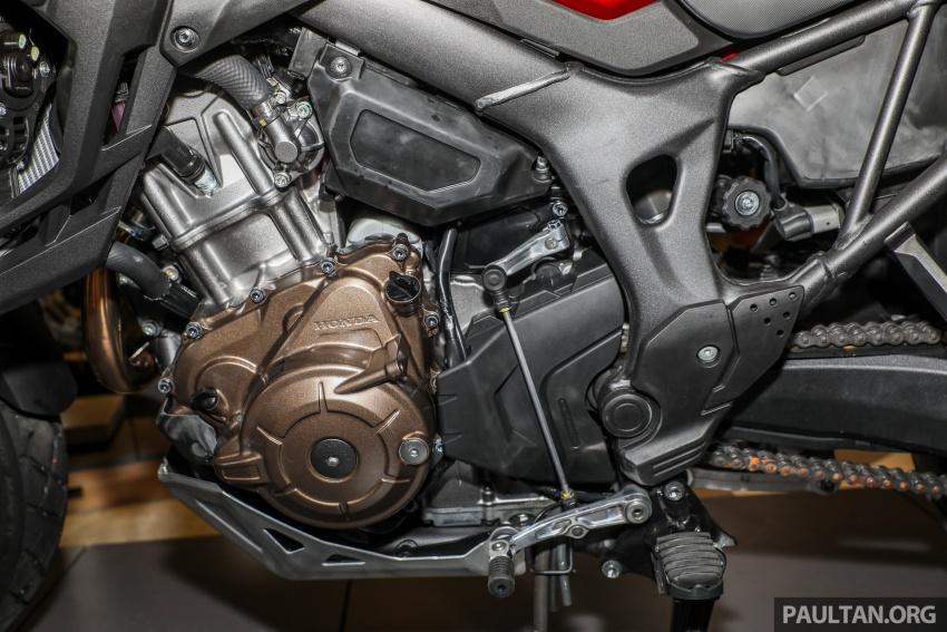 Honda X-ADV, CRF1000L, CB1000R di M'sia separuh pertama 2018 – harga bawah RM70k, RM80k, RM90k Image #774650