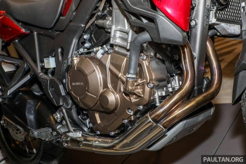 Honda X-ADV, CRF1000L, CB1000R di M'sia separuh pertama 2018 – harga bawah RM70k, RM80k, RM90k Image #774651