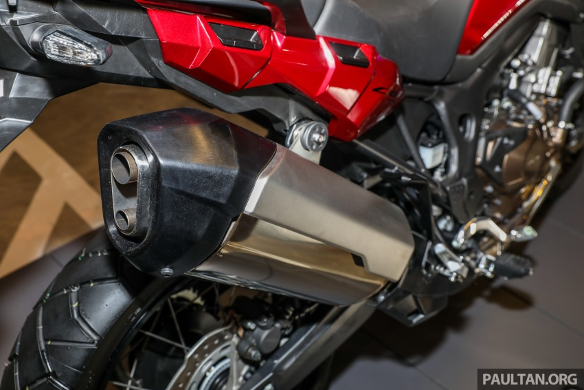 2018 Honda Africa Twin at RM80k, X-ADV below RM70k, CB1000R at RM90k – in Malaysia soon Image #775305