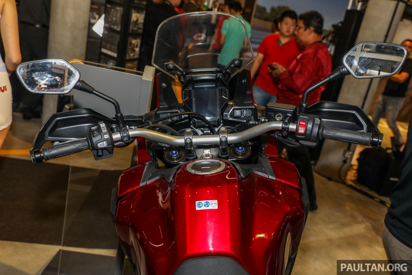 2018 Honda Africa Twin at RM80k, X-ADV below RM70k, CB1000R at RM90k – in Malaysia soon Image #775306