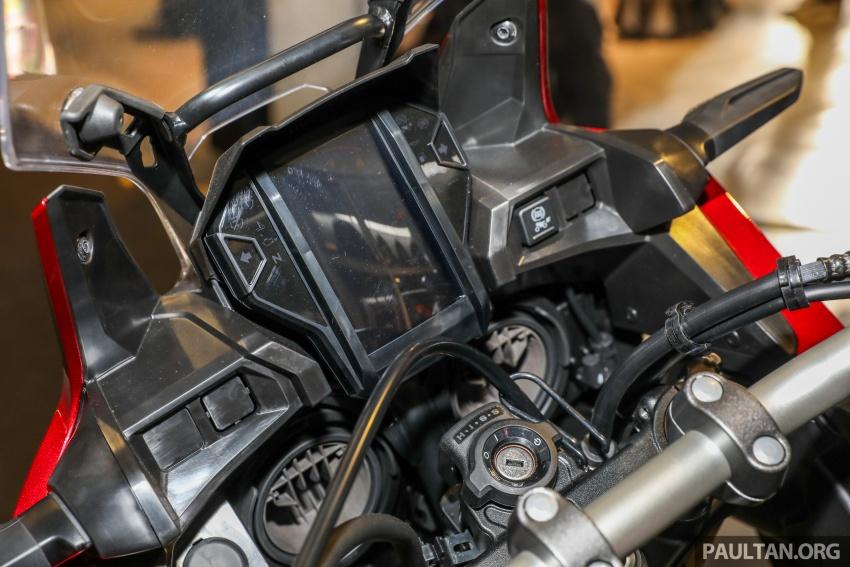 Honda X-ADV, CRF1000L, CB1000R di M'sia separuh pertama 2018 – harga bawah RM70k, RM80k, RM90k Image #774655