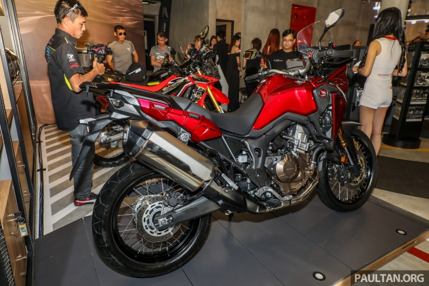 2018 Honda Africa Twin at RM80k, X-ADV below RM70k, CB1000R at RM90k – in Malaysia soon Image #775290