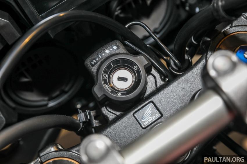 Honda X-ADV, CRF1000L, CB1000R di M'sia separuh pertama 2018 – harga bawah RM70k, RM80k, RM90k Image #774656