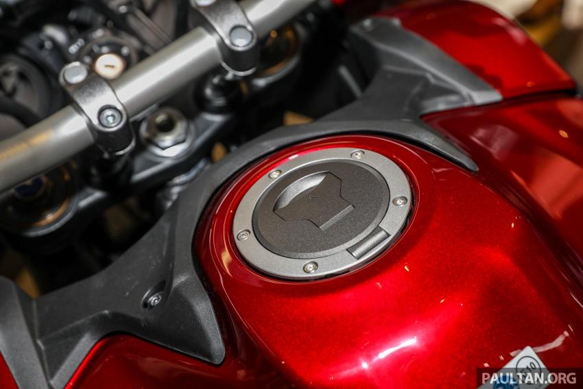 Honda X-ADV, CRF1000L, CB1000R di M'sia separuh pertama 2018 – harga bawah RM70k, RM80k, RM90k Image #774660