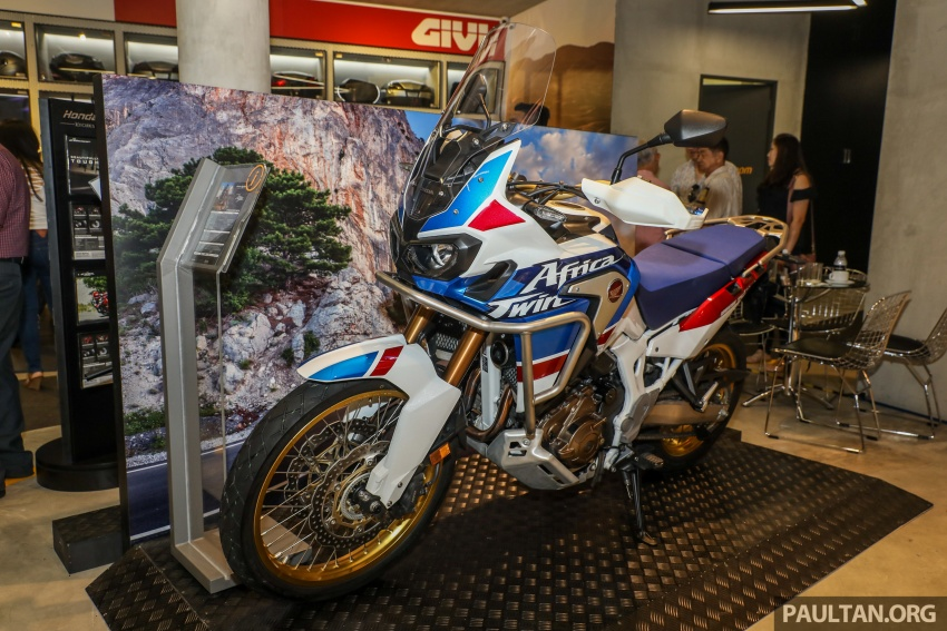 2018 Honda Africa Twin at RM80k, X-ADV below RM70k, CB1000R at RM90k – in Malaysia soon Image #775316