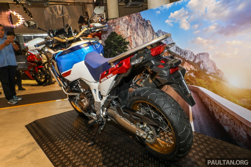 2018 Honda Africa Twin at RM80k, X-ADV below RM70k, CB1000R at RM90k – in Malaysia soon Image #775317