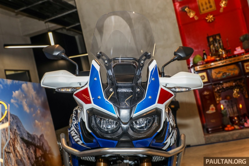 2018 Honda Africa Twin at RM80k, X-ADV below RM70k, CB1000R at RM90k – in Malaysia soon Image #775319