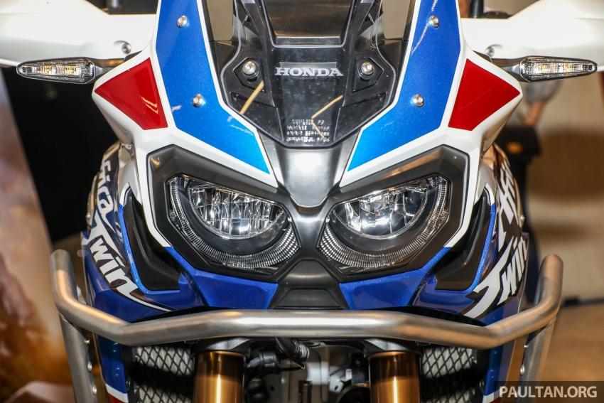 Honda X-ADV, CRF1000L, CB1000R di M'sia separuh pertama 2018 – harga bawah RM70k, RM80k, RM90k Image #774669