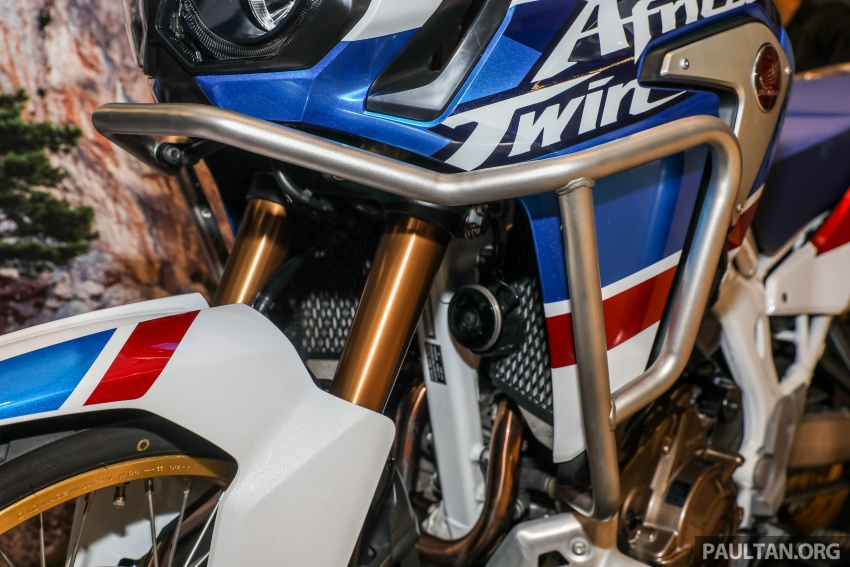 2018 Honda Africa Twin at RM80k, X-ADV below RM70k, CB1000R at RM90k – in Malaysia soon Image #775321