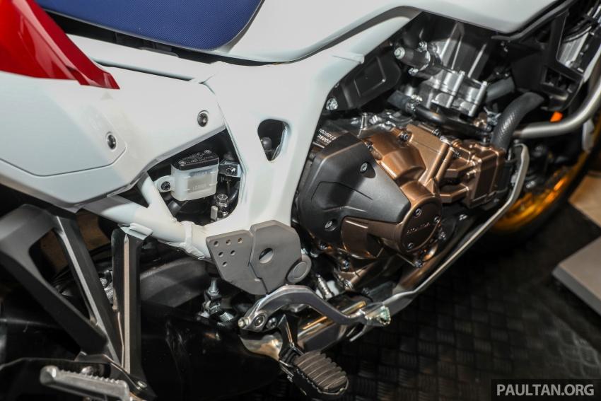 Honda X-ADV, CRF1000L, CB1000R di M'sia separuh pertama 2018 – harga bawah RM70k, RM80k, RM90k Image #774673