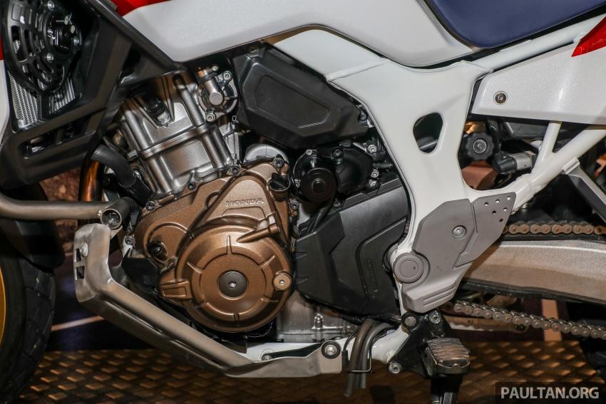 Honda X-ADV, CRF1000L, CB1000R di M'sia separuh pertama 2018 – harga bawah RM70k, RM80k, RM90k Image #774674