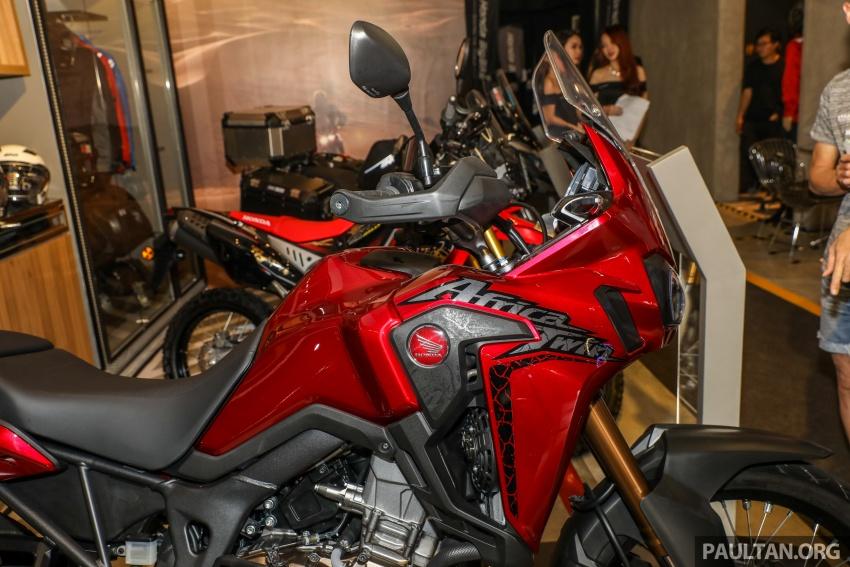 Honda X-ADV, CRF1000L, CB1000R di M'sia separuh pertama 2018 – harga bawah RM70k, RM80k, RM90k Image #774639