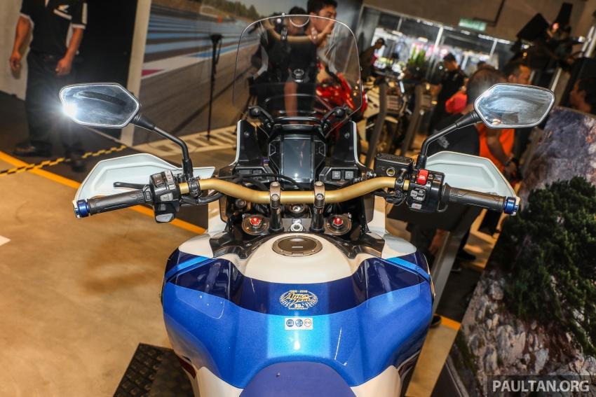 Honda X-ADV, CRF1000L, CB1000R di M'sia separuh pertama 2018 – harga bawah RM70k, RM80k, RM90k Image #774678