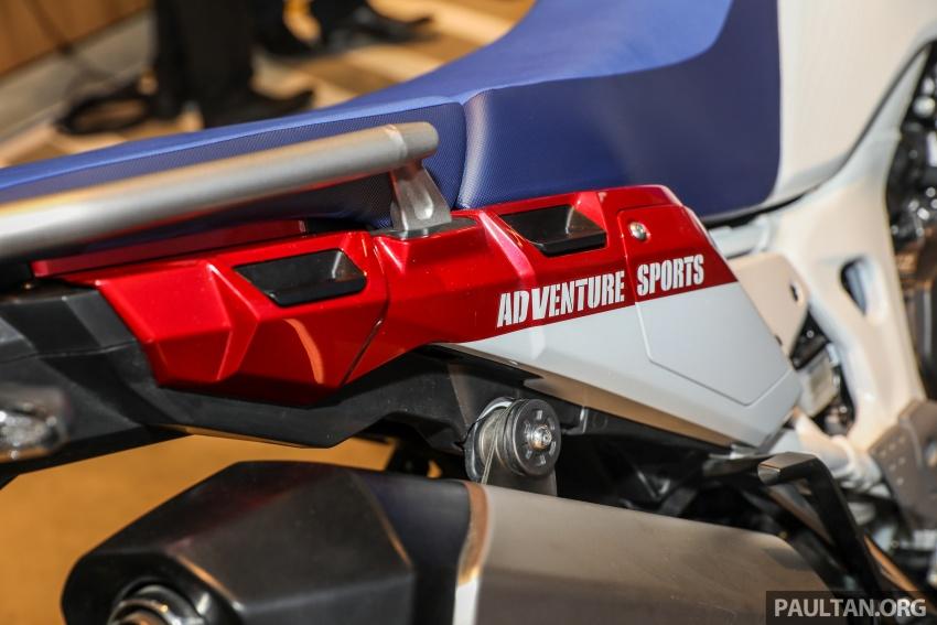 Honda X-ADV, CRF1000L, CB1000R di M'sia separuh pertama 2018 – harga bawah RM70k, RM80k, RM90k Image #774682